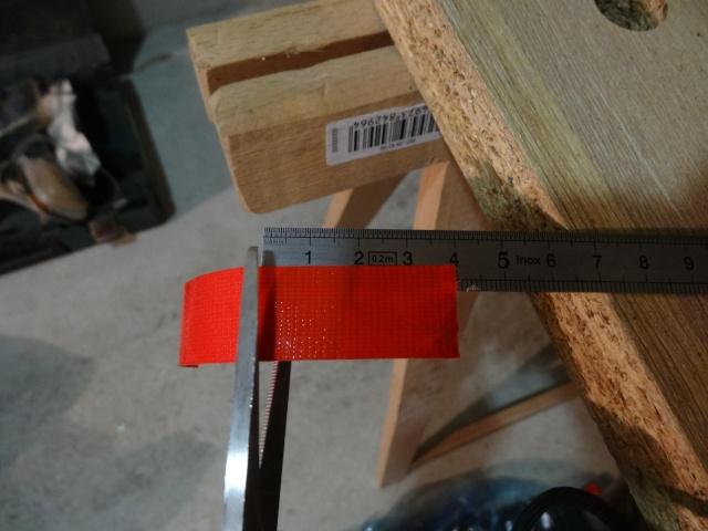 [TUTO] Fabriquer un protège quart+réchaud Dsc04536