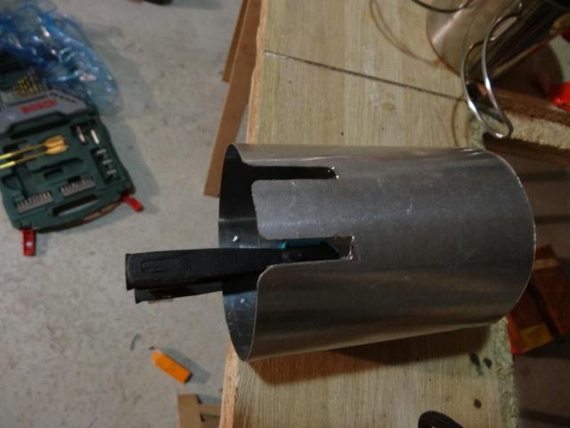 [TUTO] Fabriquer un protège quart+réchaud Dsc04541