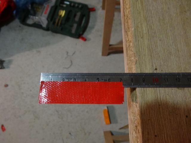 [TUTO] Fabriquer un protège quart+réchaud Dsc04543