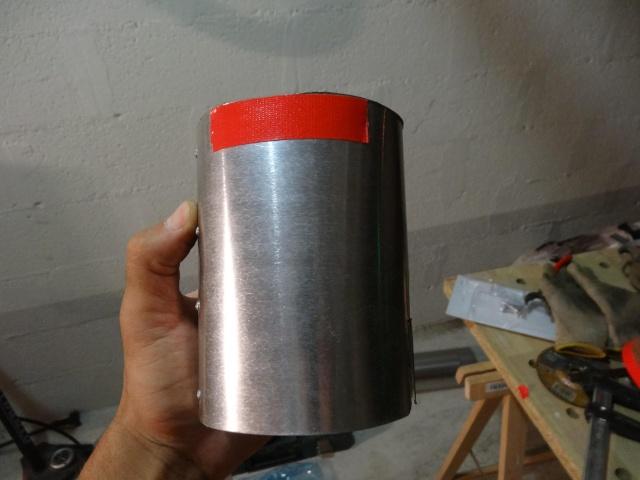 [TUTO] Fabriquer un protège quart+réchaud Dsc04544