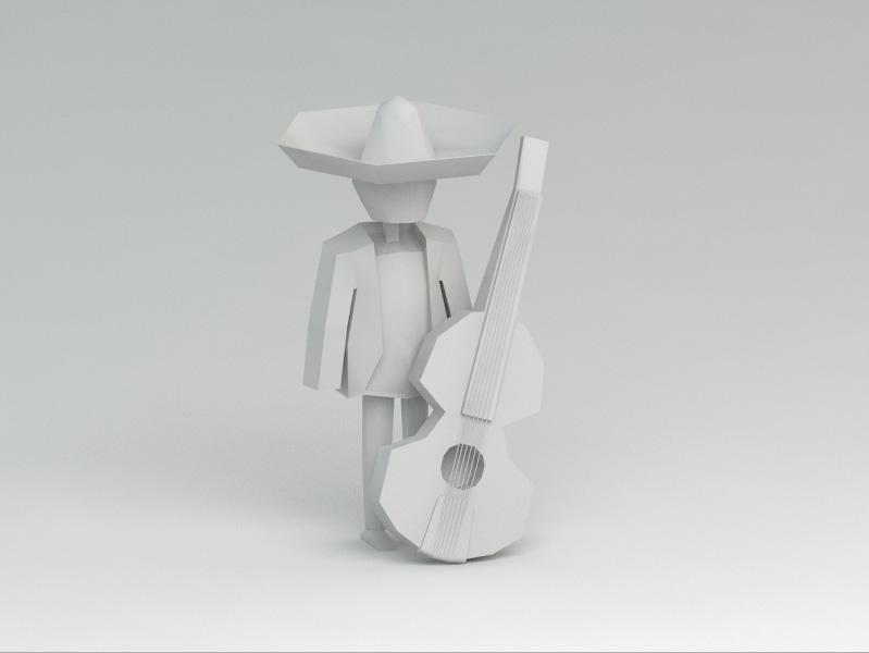 Création 3D : Bureau de Manny - Page 2 Start112