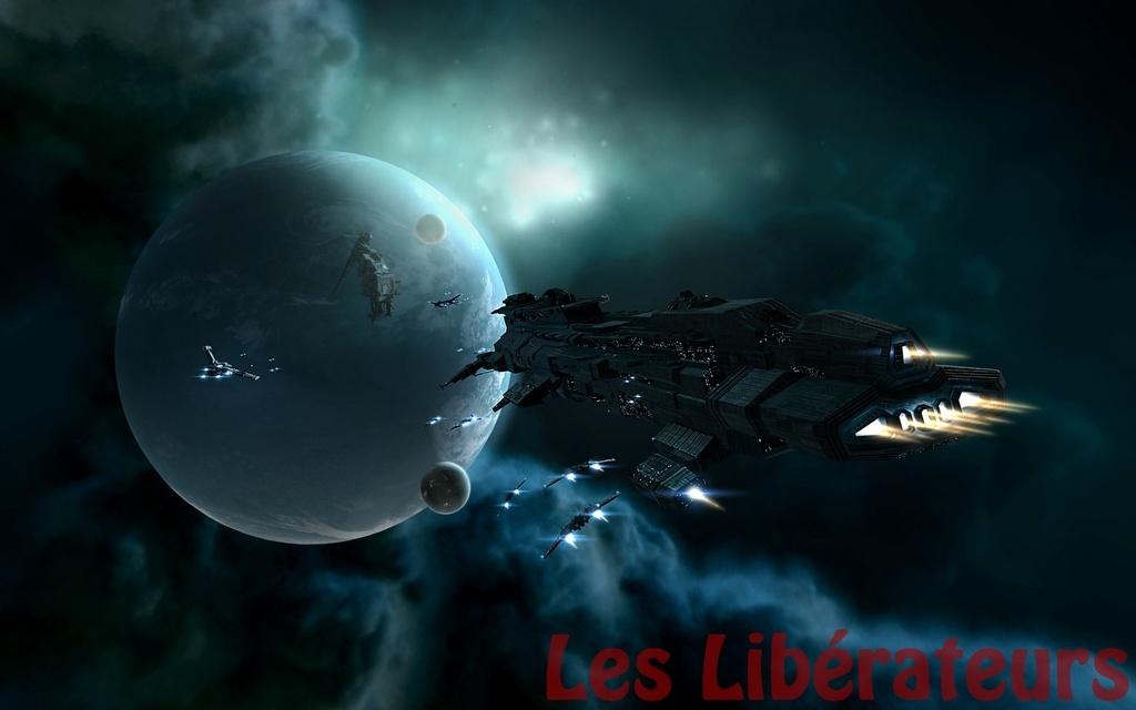 Les Libérateurs de Cygnus