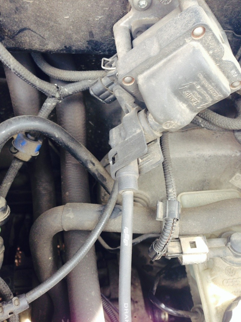 [ VW POLO 1.4 GL ess an 1997 ] Trou à l'accélération et bruit d'air Photo10