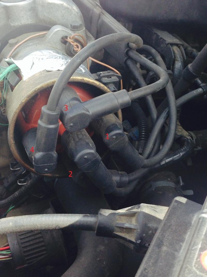 [ VW POLO 1.4 GL ess an 1997 ] Trou à l'accélération et bruit d'air Photo_10