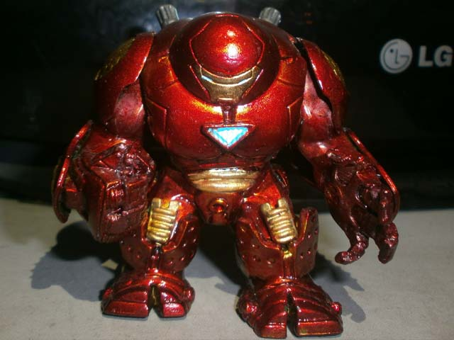 Custom Lego/Mega Bloks Scale Hulkbuster Hulkbu11