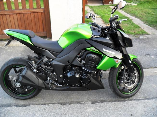 [VENDU] Z1000 2011 vert et noir Sam_0410