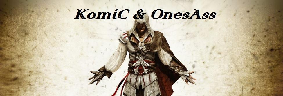 KomiC & OnesAss
