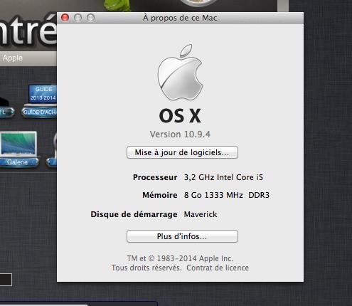 RESOLU  Mac Os X Maverick installer V12 ASUS Z87 K RESOLU - Page 3 Captur12