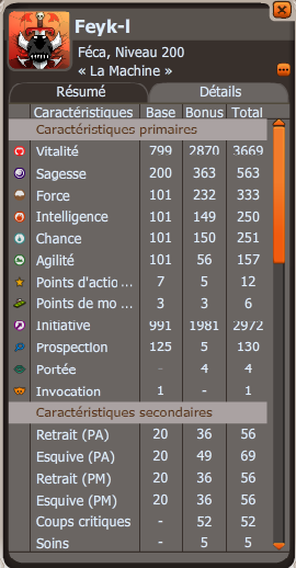 [Phase 2] Candidature de Feyk Stats10