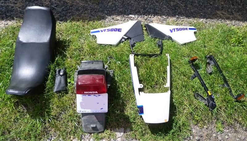 Vends pièces VT500E P1000412