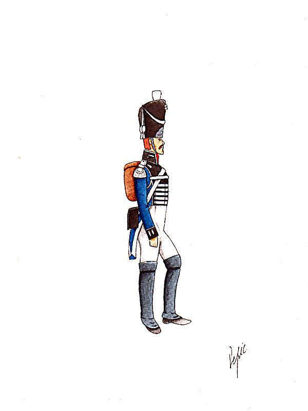 les planches du colonel lepic Grenad10