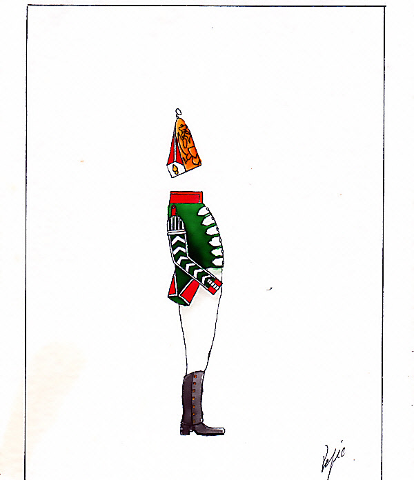 les planches du colonel lepic Musici11