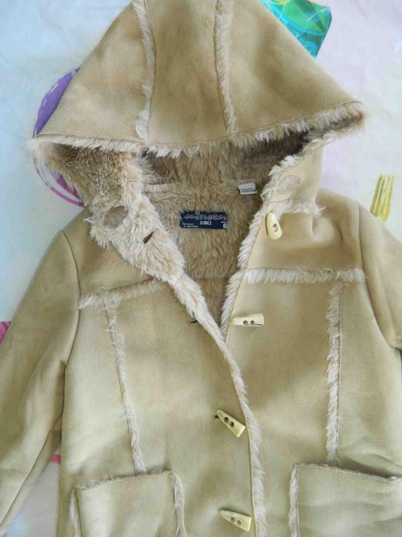 manteau zara et gilet manteau Catimini 6 ans Zara_r14
