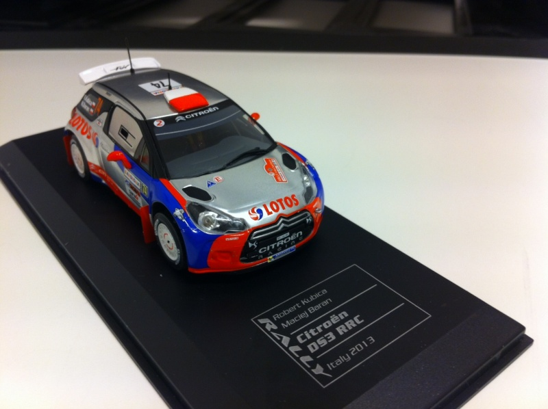 DS 3 Rallye Citroy13