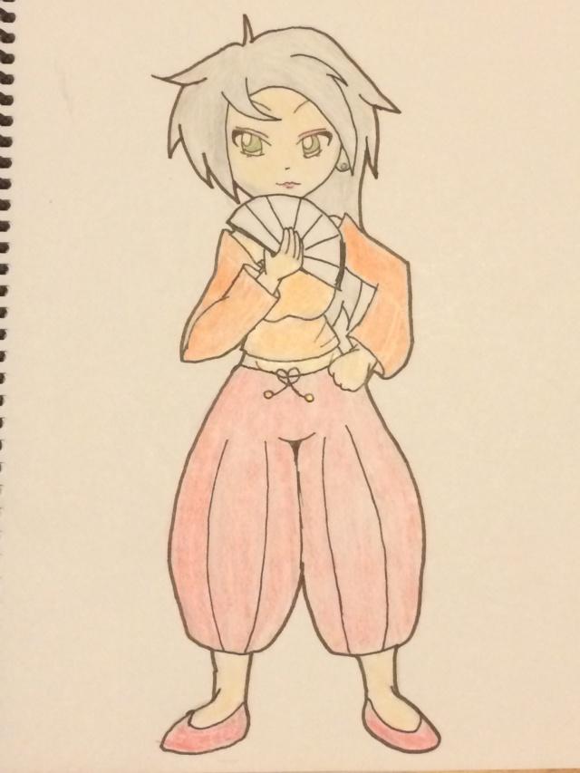 Inuka of the Kitsunes Image34