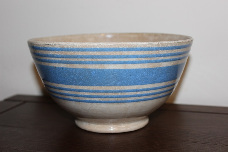 Ferrybridge Pottery. T Brown & Sons (Yorkshire) Bluegr10