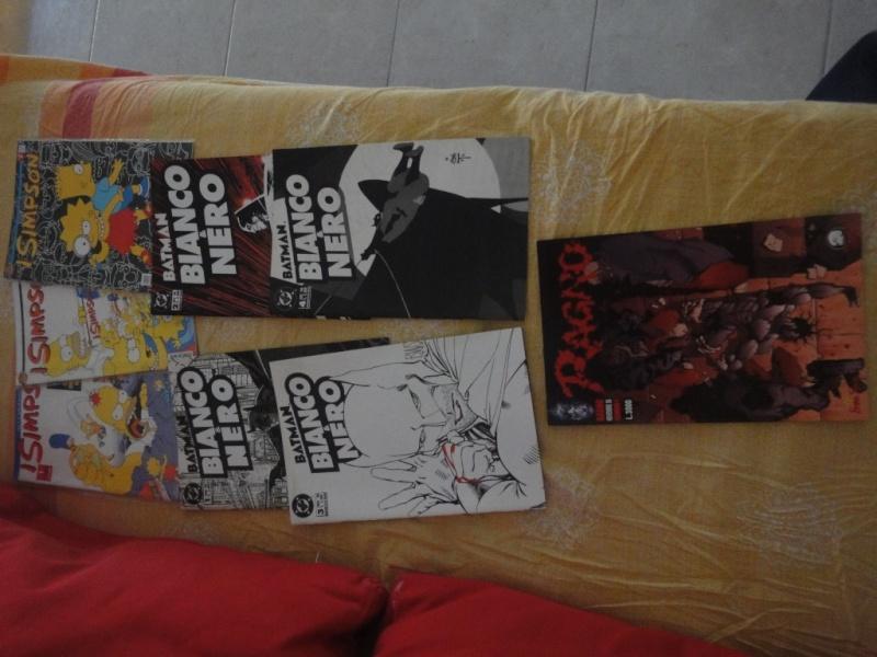 fumetti batman simpson ragno N 1!! Dsc06526