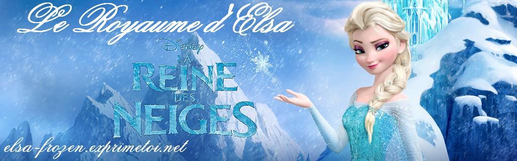 Elsa la reine des neiges - Anna princesse des neiges ...