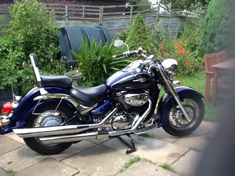 MY new bike Intrud15
