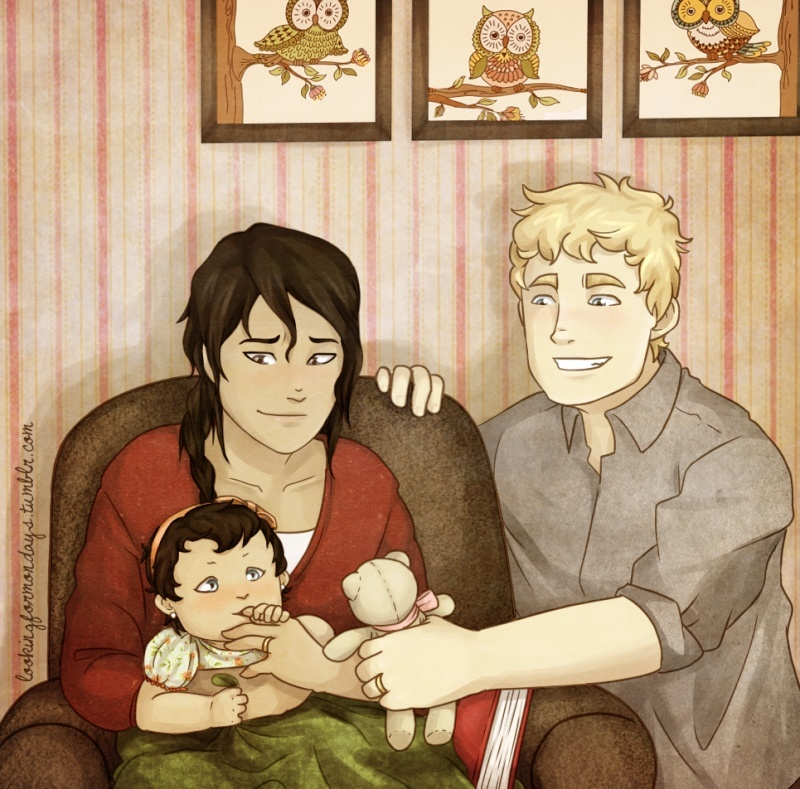 Les Créations sur Hunger Games  vie Internet Family10