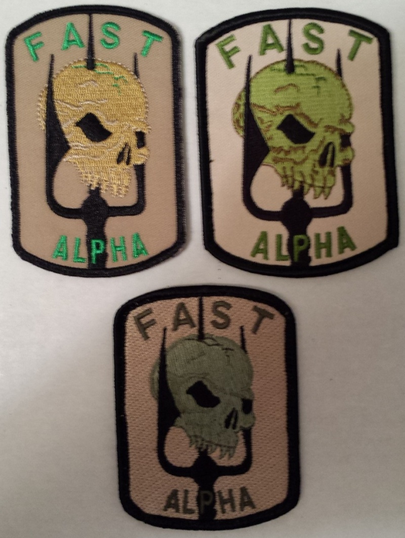 Afghanistan NIU, Counter Drug -Narco, DEA, US Military Narcoterrorism Patches Fastre10