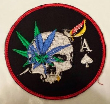 Afghanistan NIU, Counter Drug -Narco, DEA, US Military Narcoterrorism Patches Ir7lk610