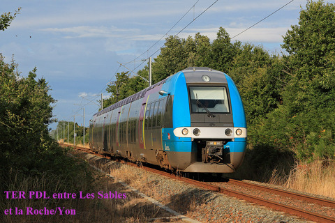 Sur Les Sables d'Olonne/La Roche sur Yon... 256410