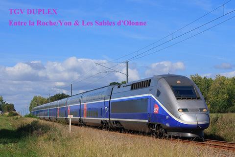 Sur Les Sables d'Olonne/La Roche sur Yon... 408310