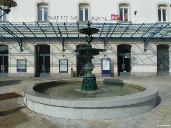 Gare des Sables d'Olonne 5exy2e10