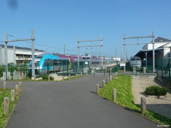 Gare des Sables d'Olonne Gcsbxz10