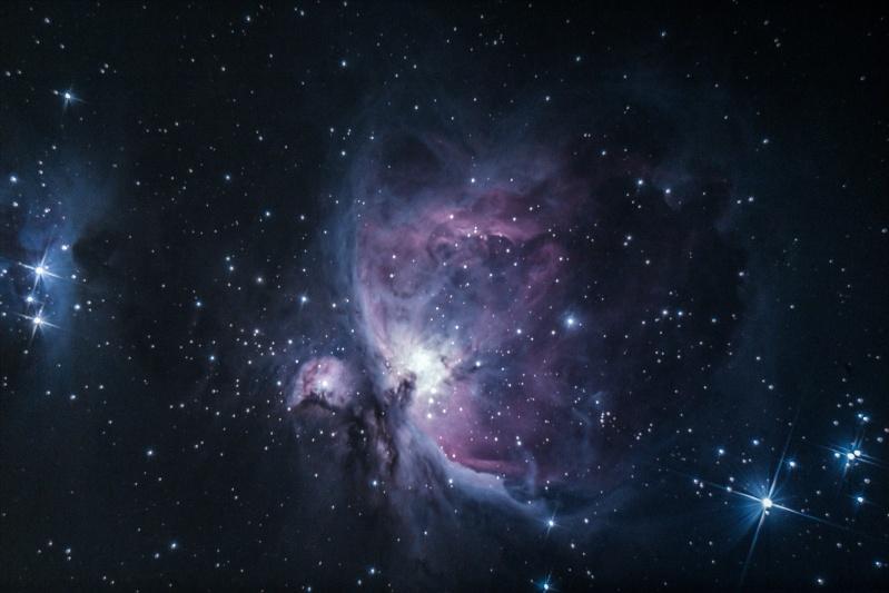 M 42 Grand nébuleuse d'Orion / M 81 et M 82 M4210