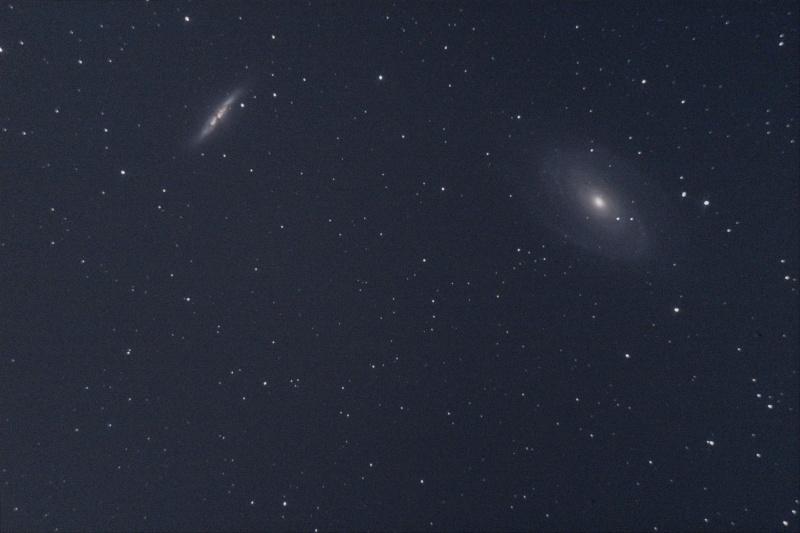 M 42 Grand nébuleuse d'Orion / M 81 et M 82 M81_et10