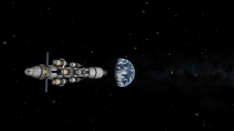 Kerbal Space Program Screen14