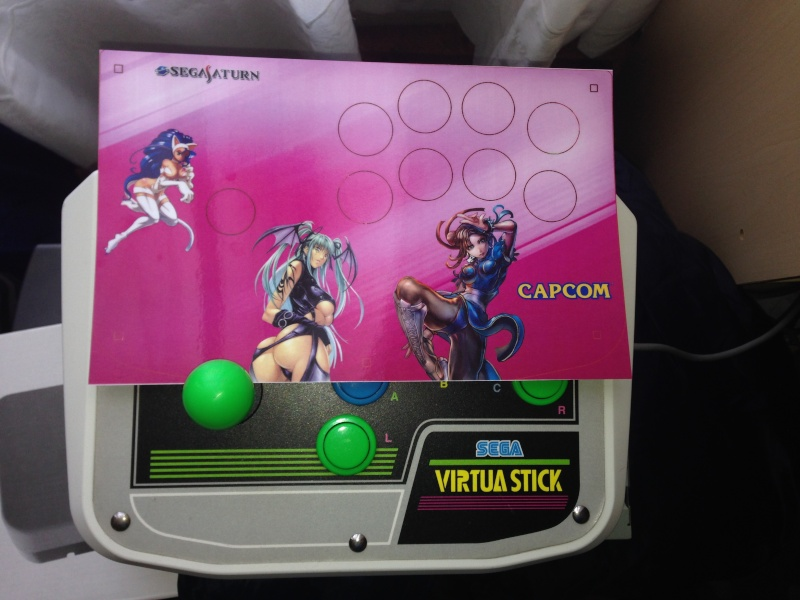 Modding Virtua Stick Saturn HSS-0136  sanwa/seimitsu supergun Img_1222