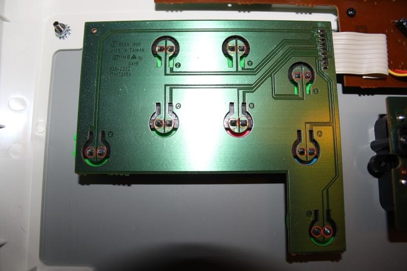 Modding Virtua Stick Saturn HSS-0136  sanwa/seimitsu supergun Img_1513