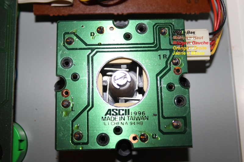 Modding Virtua Stick Saturn HSS-0136  sanwa/seimitsu supergun Img_1517