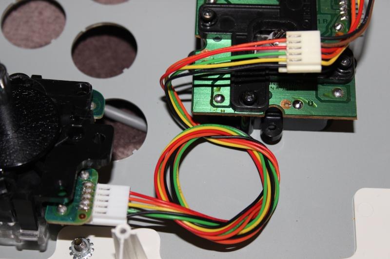 [tuto]Modding Virtua Stick Saturn HSS-0136 sanwa/seimitsu supergun Img_1524