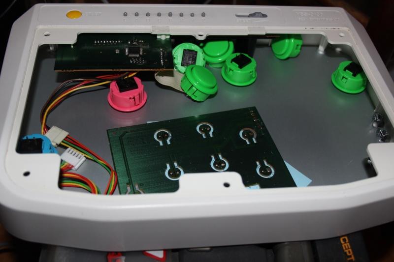 Modding Virtua Stick Saturn HSS-0136  sanwa/seimitsu supergun Img_1526