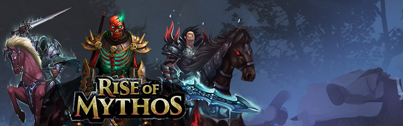 Rise of Mythos - Brasil