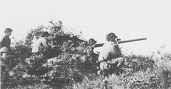 Combattants Chinois/Nord-Coréens Ccft3410