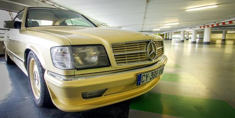 coucou! un amoureux supplémentaire des W126 !!! Imgp1615