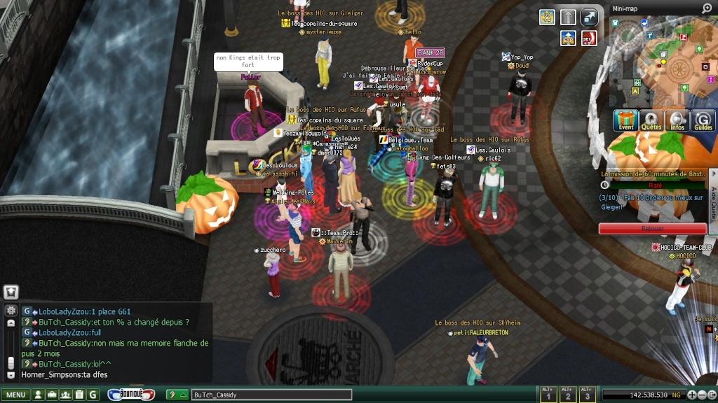 Oléééé ! Même Potter participe à la fête d'Halloween ! 10_26_10