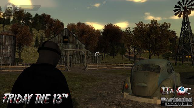 Friday the 13th: Bloodbath, un fan game en développement Havoc_10