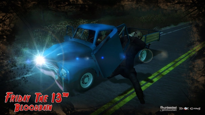 Friday the 13th: Bloodbath, un fan game en développement Yourdo10