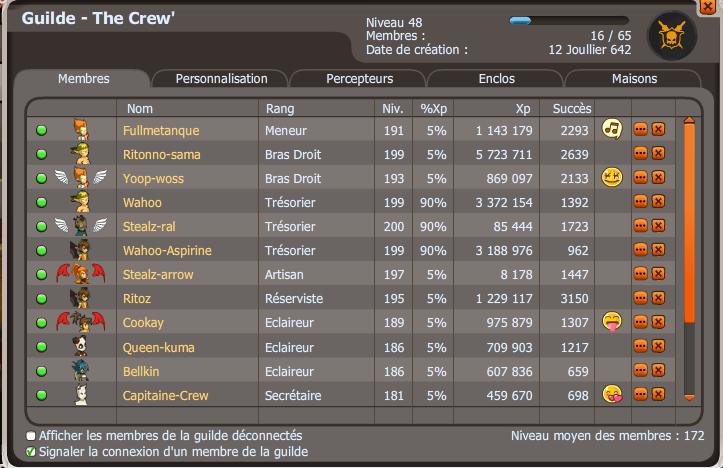 Candidature des The crew' chez Fty [periode d'essai non concluante] Guilde12