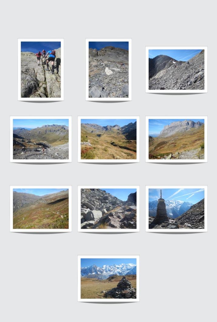 Trail des aiguilles Rouges Photos11