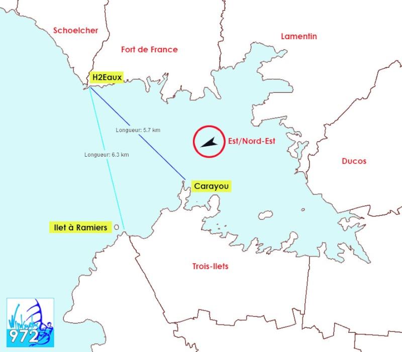 La baie des flamands  (baie de Fort de France) Baie_f13