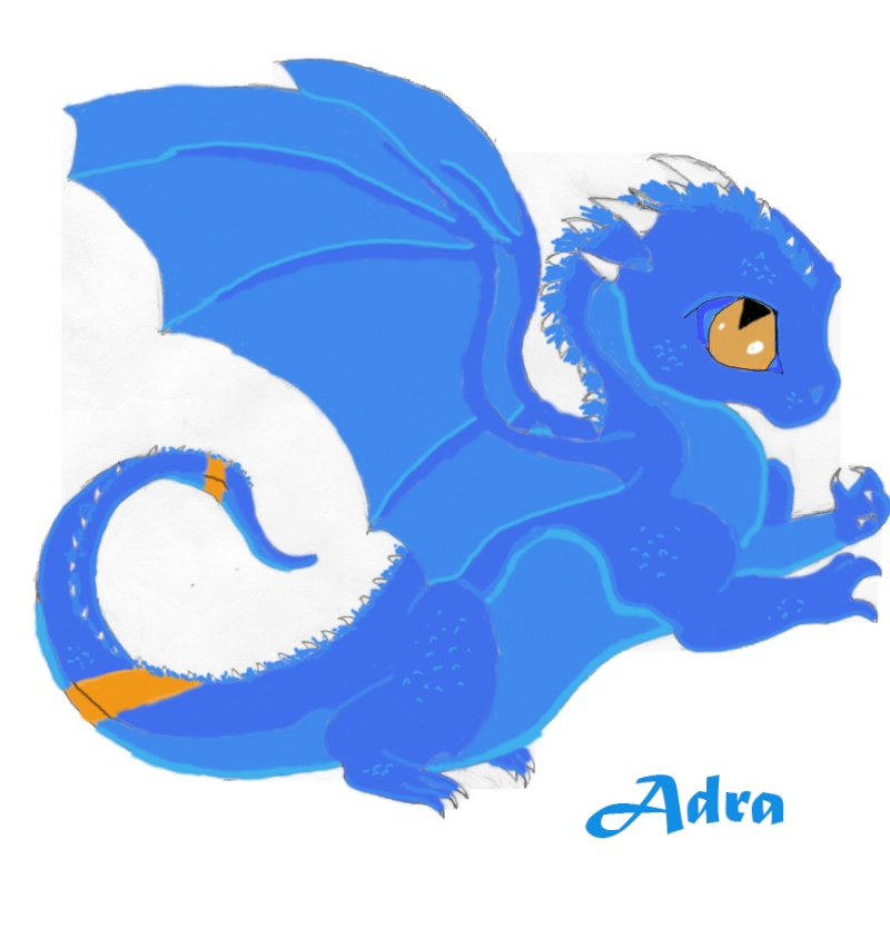 Adra the SeaWing  Adra11