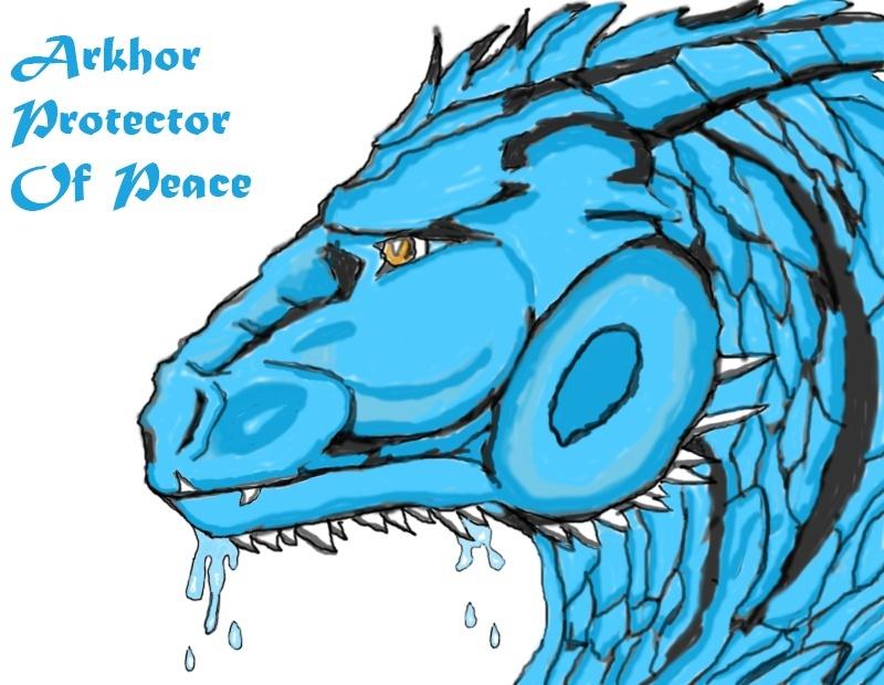 Arkhor - God of Life and Seas Arkhor10