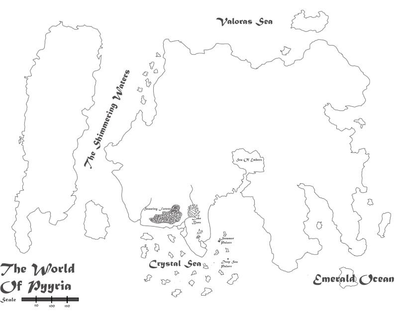 Pyyria Map  Pyyria10